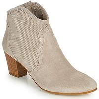 Chaussures Femme Bottines Fericelli CROSTA Camel