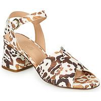 Chaussures Femme Sandales et Nu-pieds Fericelli ONAPA Beige / doré