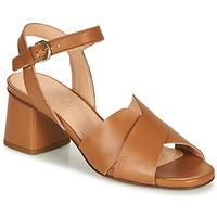Chaussures Femme Sandales et Nu-pieds Fericelli ONAPA Camel