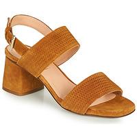 Chaussures Femme Sandales et Nu-pieds Fericelli MARRAK Camel