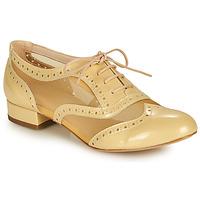 Chaussures Femme Richelieu Fericelli ABIAJE Jaune