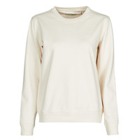 Vêtements Femme Sweats Lee SUSTAINABLE SWS ECRU MELE Blanc