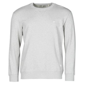Vêtements Homme Sweats Lee SUSTAINABLE CREW SWS GREY MELE Gris