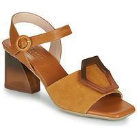 Chaussures Femme Sandales et Nu-pieds Hispanitas SANDY Marron