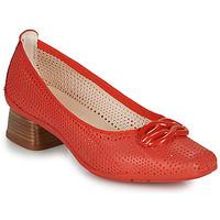 Chaussures Femme Escarpins Hispanitas FIONA Rouge