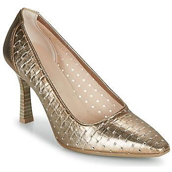 Chaussures Femme Escarpins Hispanitas FRIDA-7 Doré