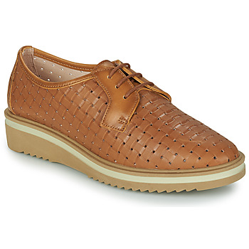 Chaussures Femme Derbies Hispanitas NICOLE Marron