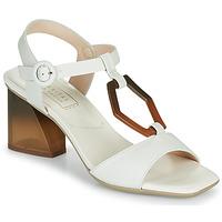 Chaussures Femme Sandales et Nu-pieds Hispanitas SANDY Blanc