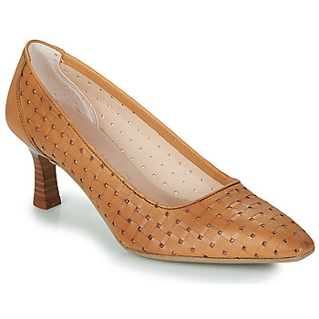 Chaussures Femme Escarpins Hispanitas FRIDA-5 Marron