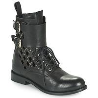 Chaussures Femme Boots Mimmu MONTONE NEROB Noir