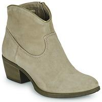 Chaussures Femme Bottines Mjus DAL COLOR Beige
