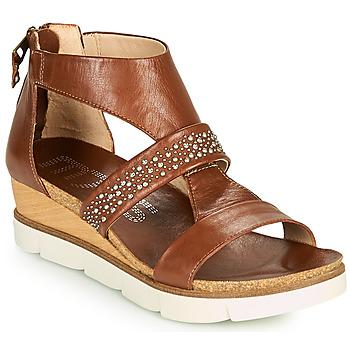 Chaussures Femme Sandales et Nu-pieds Mjus TAPASITA Camel