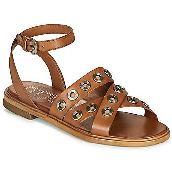 Chaussures Femme Sandales et Nu-pieds Mjus GRAM Camel