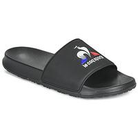 Chaussures Homme Claquettes Le Coq Sportif SLIDE LOGO Noir