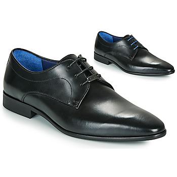 Chaussures Homme Derbies Azzaro VILLAGE Noir