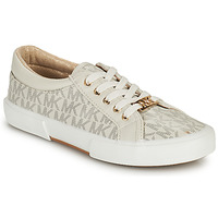 Chaussures Fille Baskets basses MICHAEL Michael Kors IMA REBEL Beige
