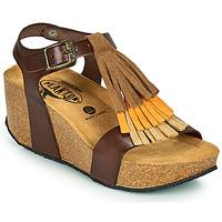 Chaussures Femme Sandales et Nu-pieds Plakton SO TONKA Marron