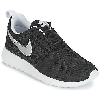Nike ROSHE ONE JUNIOR Noir / Argent