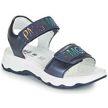 Chaussures Fille Sandales et Nu-pieds Primigi JUDITH Marine