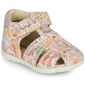 Chaussures Fille Sandales et Nu-pieds Primigi AMELIE Rose