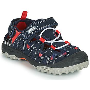 Chaussures Garçon Sandales sport Primigi ALEX Marine / Noir / Rouge