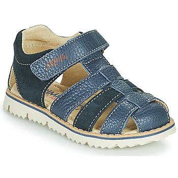 Chaussures Garçon Sandales et Nu-pieds Primigi PIETRA Bleu