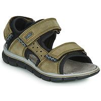 Chaussures Garçon Sandales et Nu-pieds Primigi KAMMI Kaki