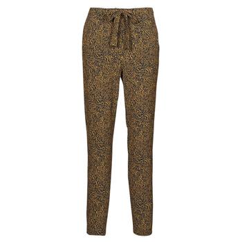 Vêtements Femme Pantalons fluides / Sarouels Ikks GRAVI Marron