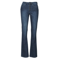 Vêtements Femme Jeans bootcut Ikks BS29135-45 Night Blue