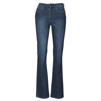 Vêtements Femme Jeans bootcut Ikks MONTMELI Night Blue