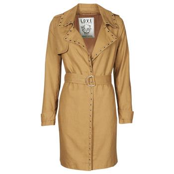 Vêtements Femme Trenchs Ikks BS42025-63 Noisette