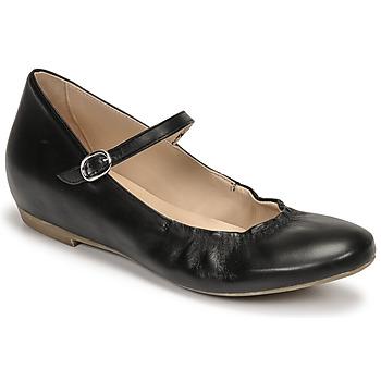 Chaussures Femme Ballerines / babies Casual Attitude OLIVIA Noir
