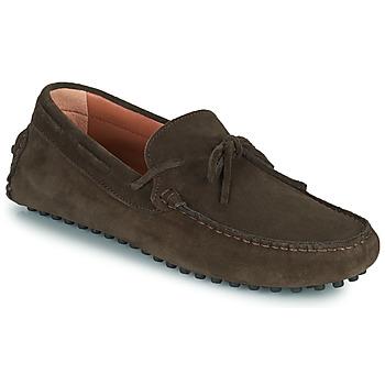 Chaussures Homme Mocassins Casual Attitude ODILON Marron