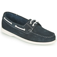 Chaussures Femme Chaussures bateau Casual Attitude ODEA Marine