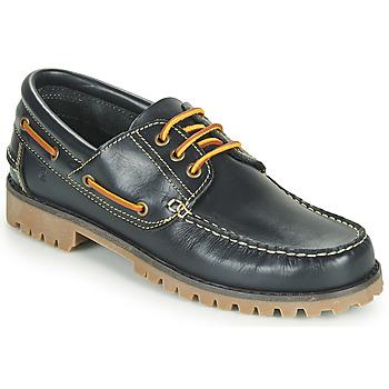 Chaussures Homme Chaussures bateau Casual Attitude EVEROA Marine