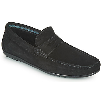 Chaussures Homme Mocassins Casual Attitude IMOPO Noir