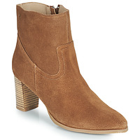 Chaussures Femme Bottines Casual Attitude OCETTE Camel
