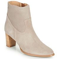 Chaussures Femme Bottines Casual Attitude OCETTE Beige