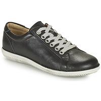 Chaussures Femme Derbies Casual Attitude OULETTE Noir
