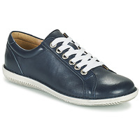 Chaussures Femme Derbies Casual Attitude OULETTE Marine