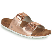 Chaussures Femme Mules Casual Attitude OXOA Rose doré