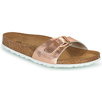 Chaussures Femme Mules Casual Attitude OVOA Rose doré