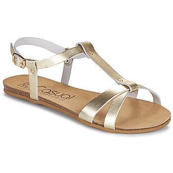 Chaussures Femme Sandales et Nu-pieds Casual Attitude JALIYAXE Doré