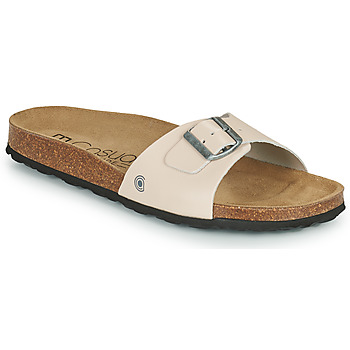 Chaussures Homme Mules Casual Attitude OMIU Taupe