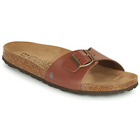Chaussures Homme Mules Casual Attitude OMIU Marron