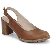 Chaussures Femme Escarpins Casual Attitude OLEA Camel