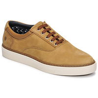 Chaussures Homme Baskets basses Casual Attitude OLAFF Camel
