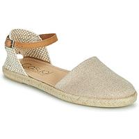 Chaussures Femme Sandales et Nu-pieds Casual Attitude ONINA Doré