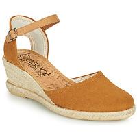Chaussures Femme Sandales et Nu-pieds Casual Attitude ONELLA Camel