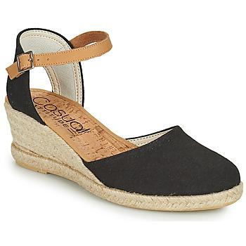 Chaussures Femme Sandales et Nu-pieds Casual Attitude ONELLA Noir